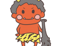 2月3日(土)COCOTOMA節分イベント!~とまチョップ鬼が現れる!?~